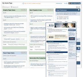 PPI news screen